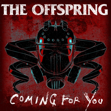 Very cool single artwork for 'Coming For You'.
