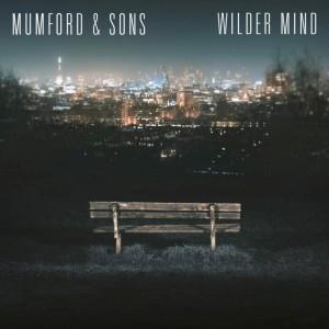 'Mumford & Sons - Wilder Mind' Album Art