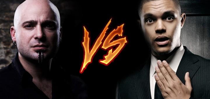 David_Draiman_vs_Trevor_Noah