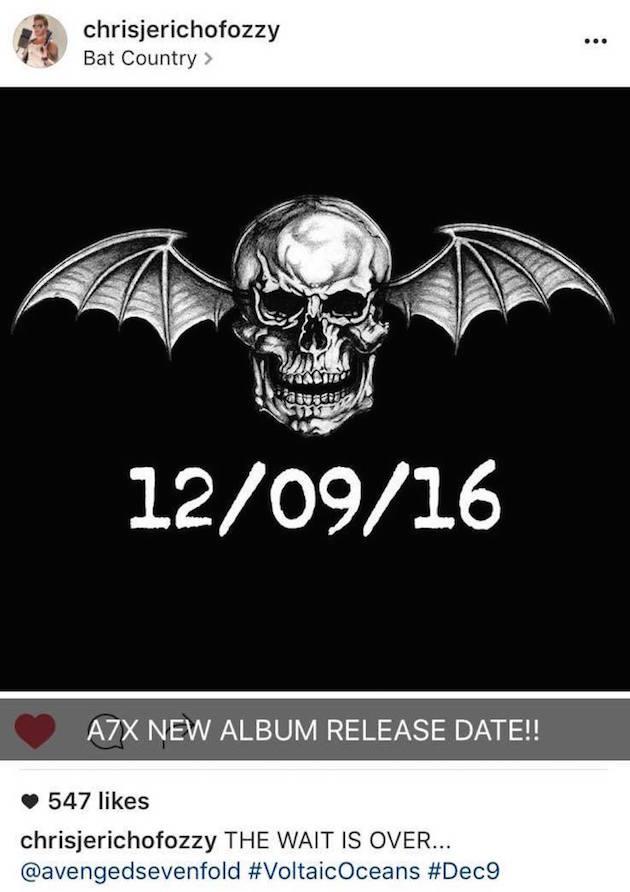 jericho-deleted-instagram-new-avenged-sevenfold-album
