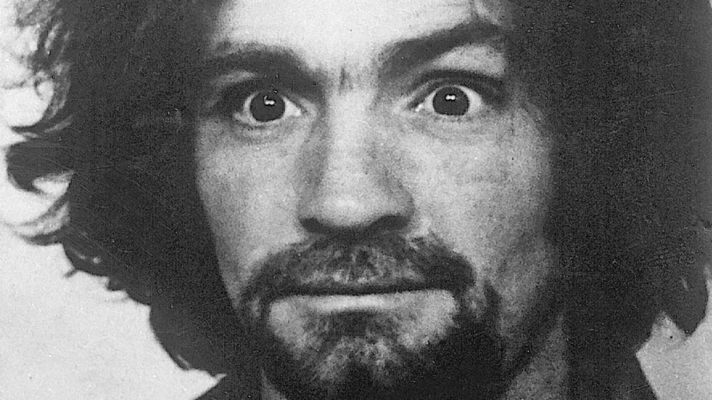 Charles Manson in the 60s