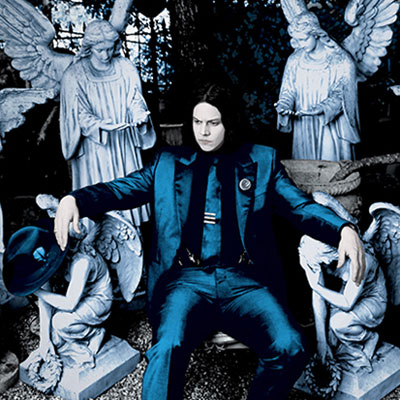 Best Rock Performance: Jack White - Lazaretto