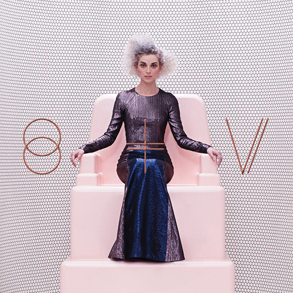 Best Alternative Rock Album: St. Vincent - St. Vincent