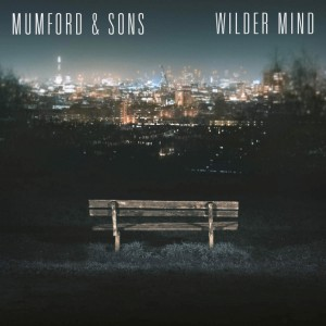 'Mumford & Sons - Wilder Mind' Album Art
