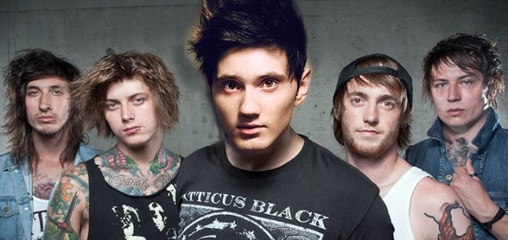 The new Asking Alexandria